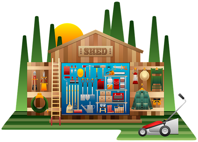 Shed Storage Ideas